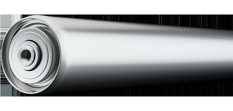 Tragrolle-metall-neutral-anschnitt