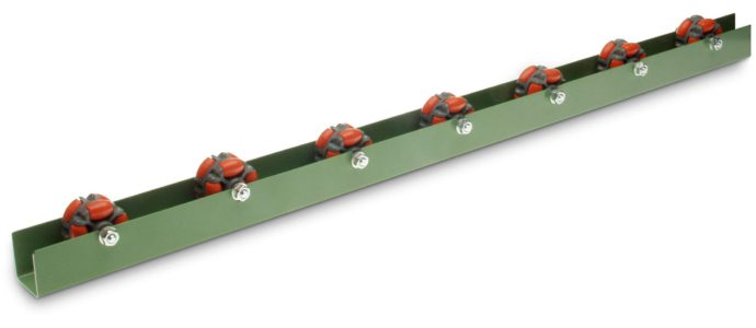 TRAPOROL Polydirectional roller rail Series ARL 40 Ansicht 1
